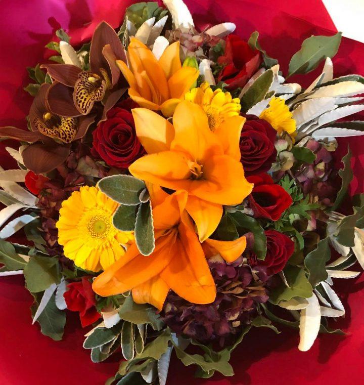 Blooming Bright Arrangement